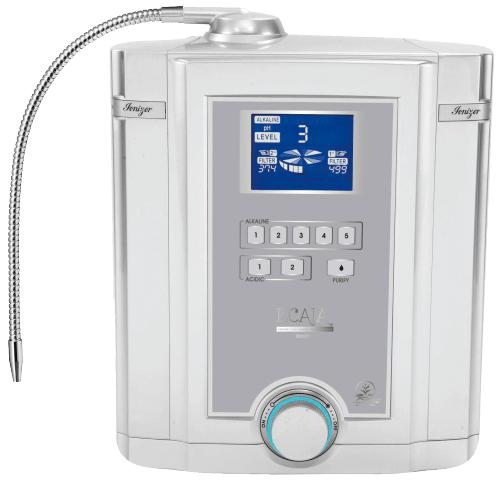 ecaia ionizer, ionizzatore d'acqua, acqua alcalina, acqua pulita